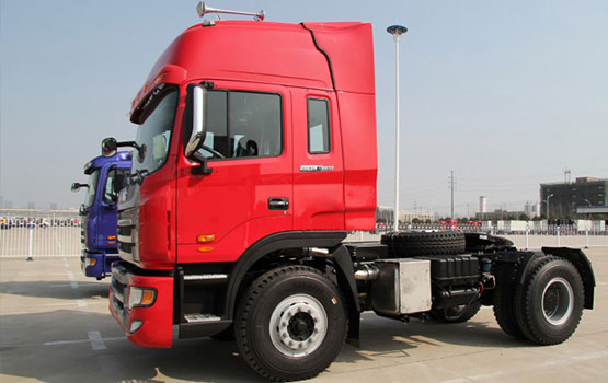 Tractor Chassis Design : Jac chassis tractor unit